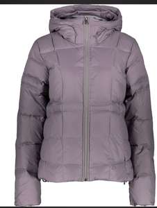 UNDER ARMOUR Purple Down Padded Jacket £49.99 +£1.99 click and collect @ TK Maxx