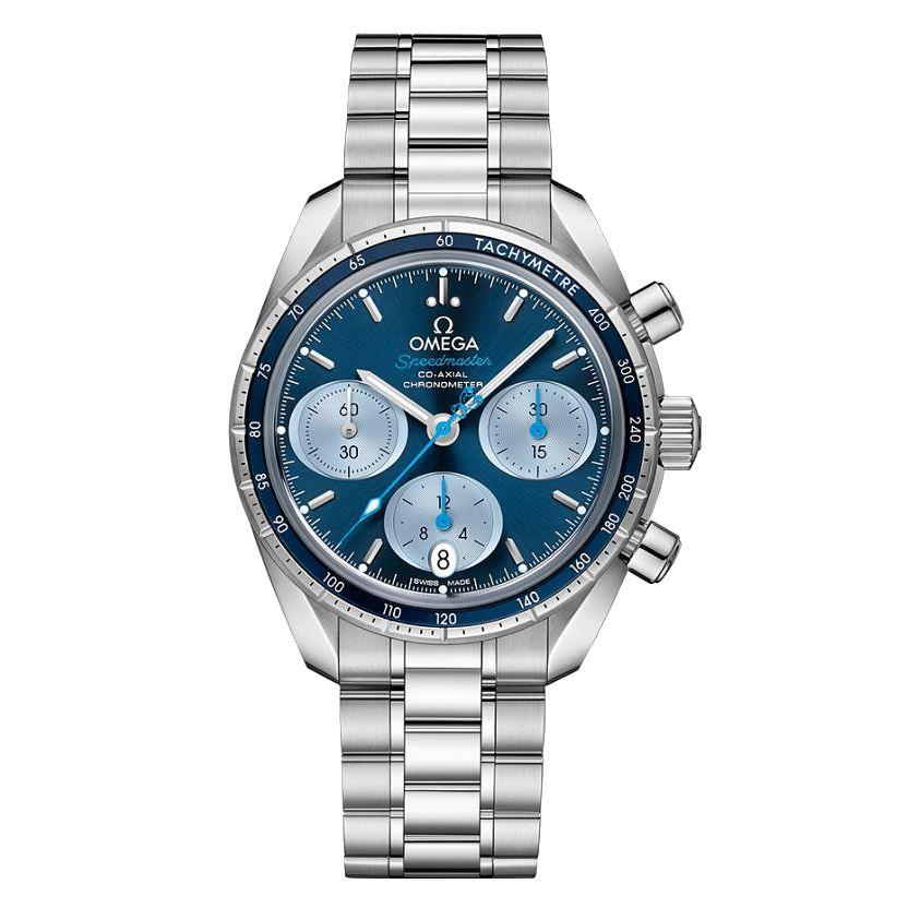 Omega Speedmaster Men's Stainless Steel Bracelet Watch - £2,900 @ Ernest Jones