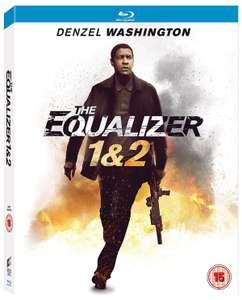The Equalizer 1 & 2 (Blu-ray) - £7.50 Delivered @ Zoom