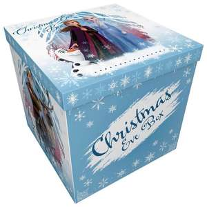 Frozen 2 Christmas Eve Box scanning at 88p in Tesco!