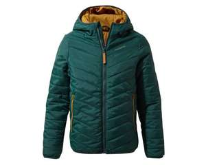 Timo Childrens Jacket - Mountain Green £23.73 with Code + Free C&C from Store @ Craghoppers