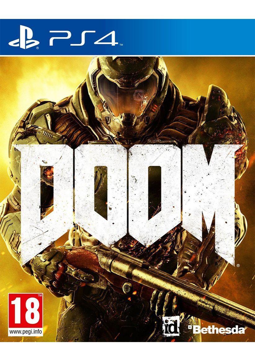 Doom on PlayStation 4 for £5.99 Delivered @ Simplygames