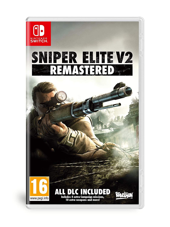 Sniper Elite V2 Remastered only £14.99 at Nintendo Eshop