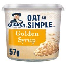 Quaker Oat So Simple Original Porridge Pots 45G 50p @ Tesco