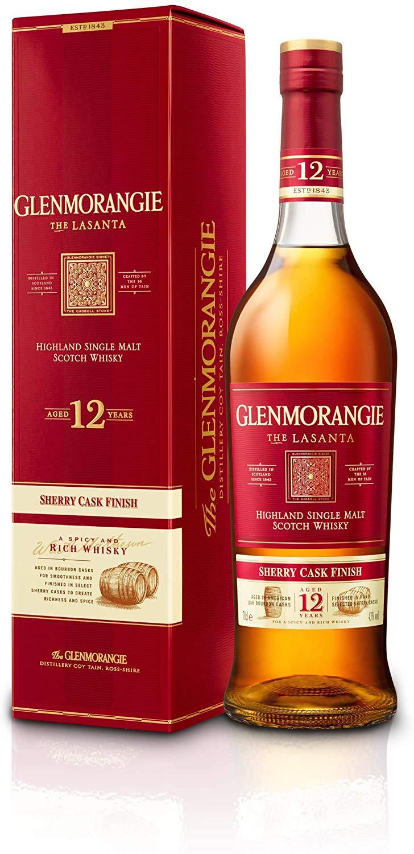 Glenmorangie Lasanta single malt scotch whisky 70 cl £35 @ Amazon UK