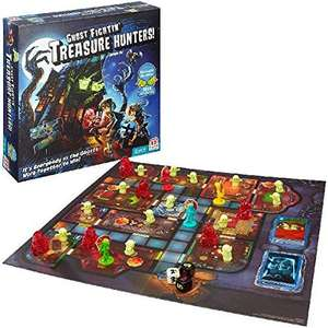 Ghost Fightin Treasure Hunters Board Game £12.80 (Prime) / £17.29 (non Prime) Sold by docsmagic and Fulfilled by Amazon.