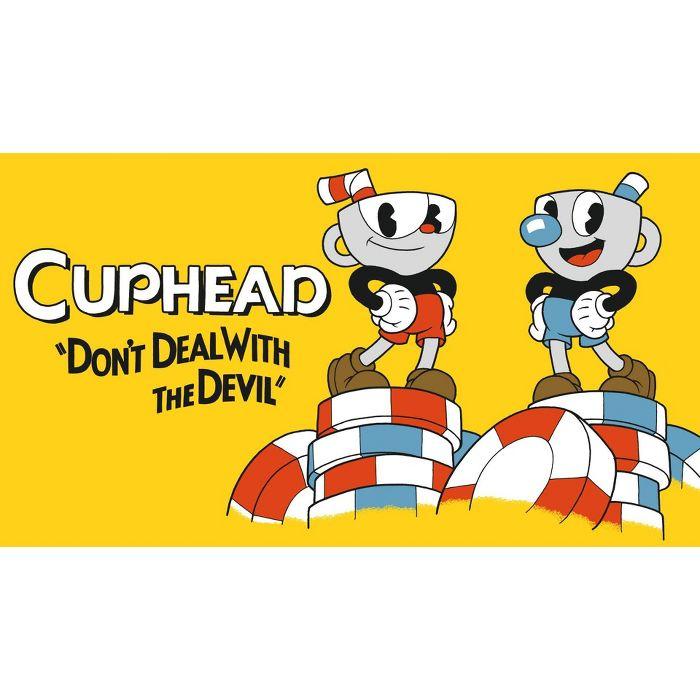 [Nintendo Switch] Cuphead £6.86 @ Target US