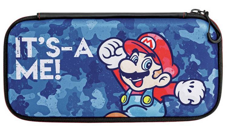 Nintendo Switch Slim Travel Case - (Mario / Luigi / Yoshi ) £7.99 (Click & Collect) @ Argos