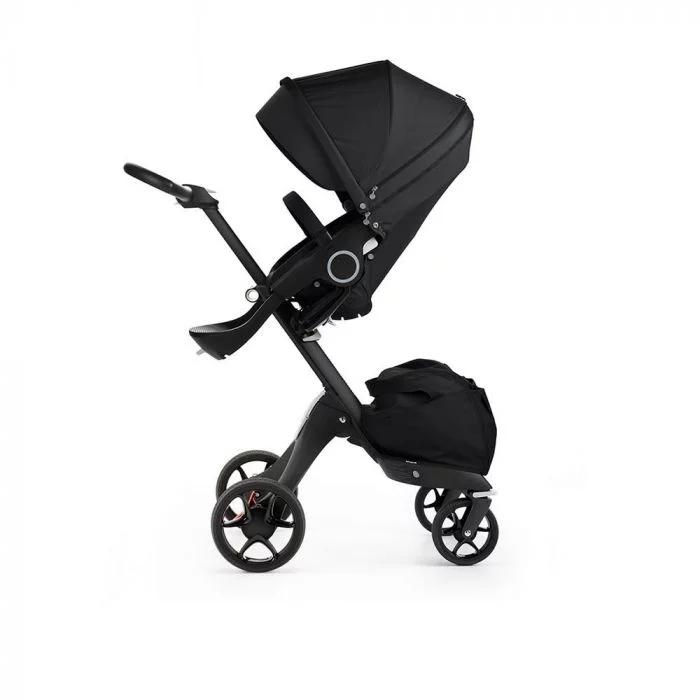 STOKKE XPLORY V5 Black Stroller - £399 @ Winstanleys Pramworld