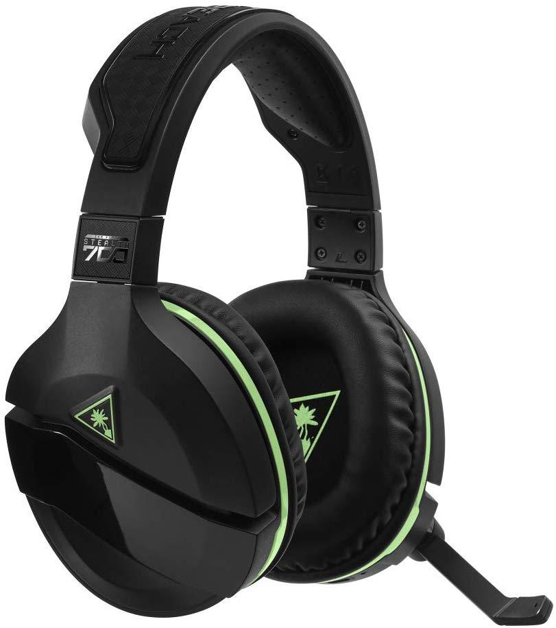 Turtle Beach Stealth 700 Premium Wireless Surround Sound Gaming Headset for Xbox One, Black £84.99 Amazon