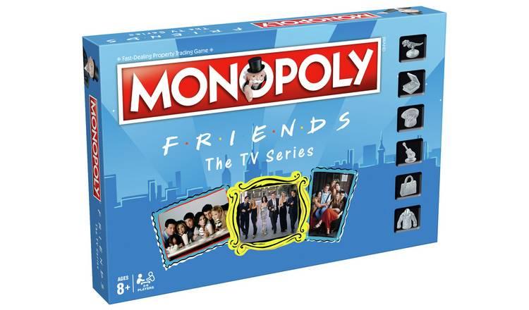 Friends Monopoly - £7 @ Tesco (Barry)