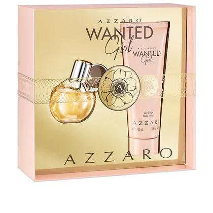 AZZARO Wanted Girl Eau de Parfum Gift Set £26.99 delivered @ The Perfume Shop