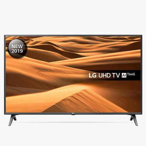 LG 43UM7500PLA (2019) LED HDR 4K Ultra HD Smart TV, 43 - £359 at John Lewis & Partners (£327 via prime match)