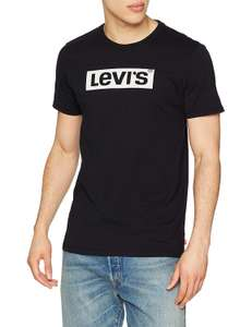 Levi's Men's Graphic Set-In neck Short Sleeve T-Shirt now £10 (Prime) + £4.49 (non Prime) at Amazon