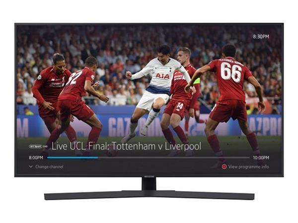"Samsung UE65RU7400 (2019) HDR 4K Ultra HD Smart TV, 65"" with TVPlus/Freesat HD & Apple TV App £649 @ BT Shop"