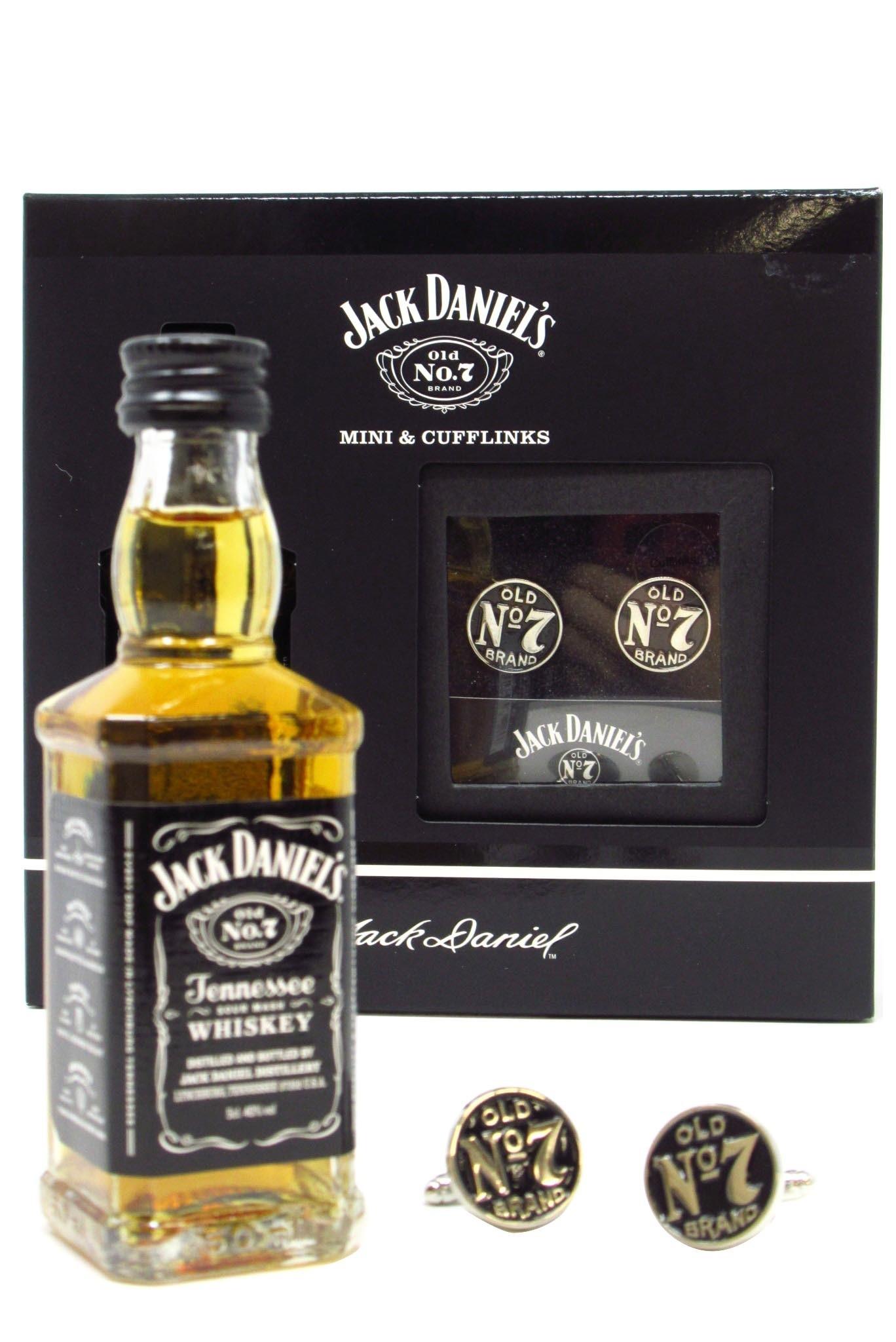 Jack Daniels miniature and cufflinks £1.50 @ Tesco (Danestone)