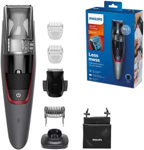 Philips Series 7000 Beard and Stubble Less Mess Vacuum Trimmer BT7512/13 £39.99 at Amazon