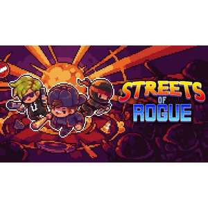 [Nintendo Switch] Streets of Rogue £9.50 / Ape Out £5.65 / Katana Zero £7.34 / Downwell £1.12 / Hotline Miami Collection £9.40 @ Target US