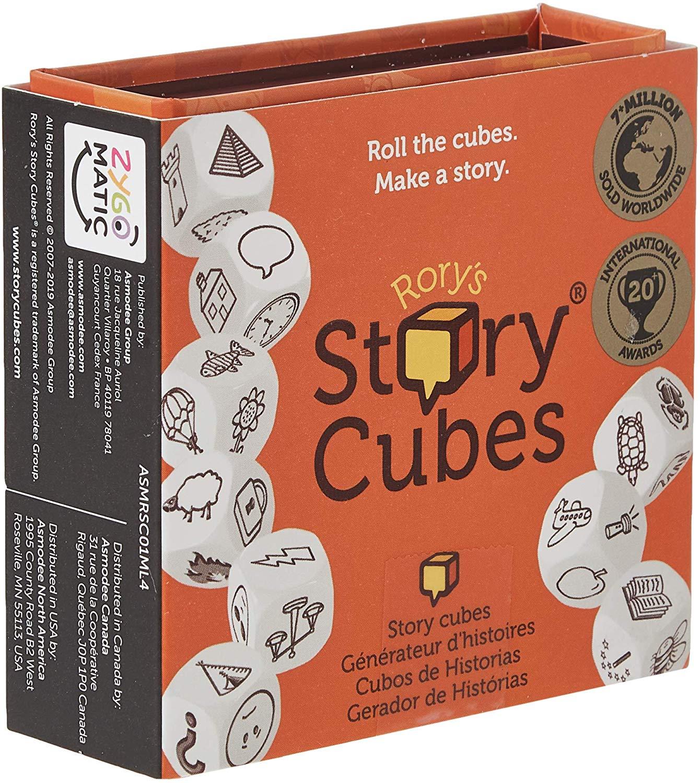 Rory's Story Cubes £2.50 instore @ Tesco (Ilkeston)