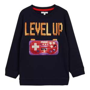 Bluezoo boys jumper for £3.60 Debenhams - free Click & Collect - available from 12 months to 5years.