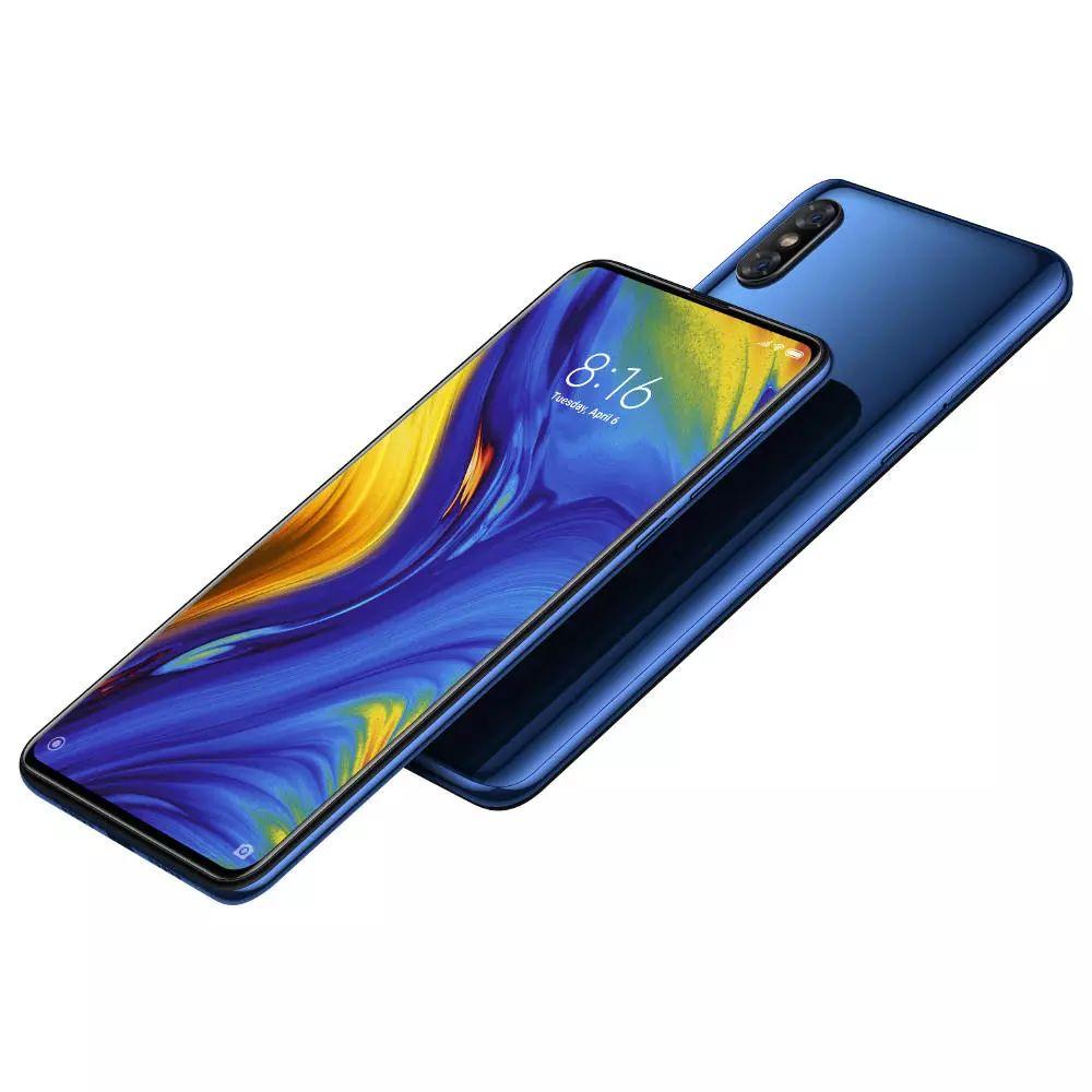 Global Version Xiaomi Mi Mix 3 5G Network Smartphone 6GB 64GB Snapdragon 855 £220.86 @ Xiaomi Mi Store/Aliexpress