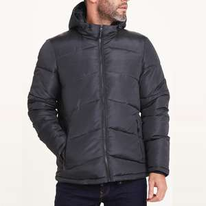 Men's Grey or Navy Padded Coat (Was £40) now £25 in the 'Special Buys' sale @ Matalan (more deals in thread)