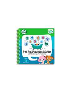 Kids Leapstart Books half price direct from Leapfrog Store - £5
