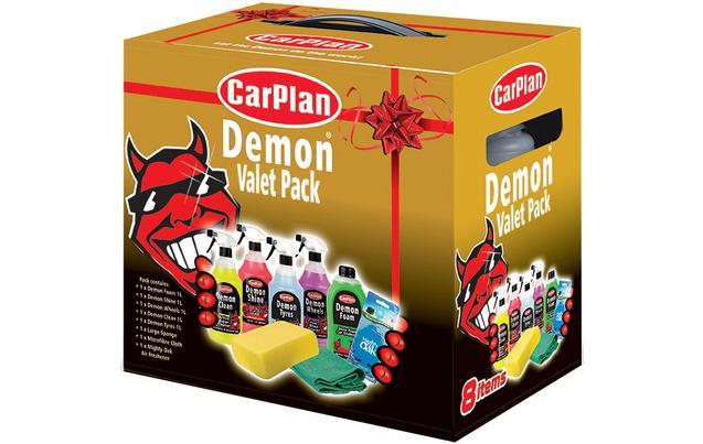 Demon Valeting Gift Pack £20 @ Halfords