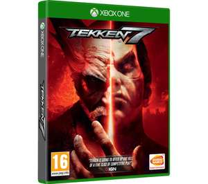 Tekken 7 (Xbox One) + 6 months Spotify Premium (new subscribers) for £4.99 delivered @ Currys PC World