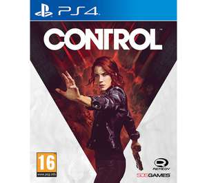 Control (PS4) £9.97 delivered + 6 Months Spotify Premium @ Currys PC World