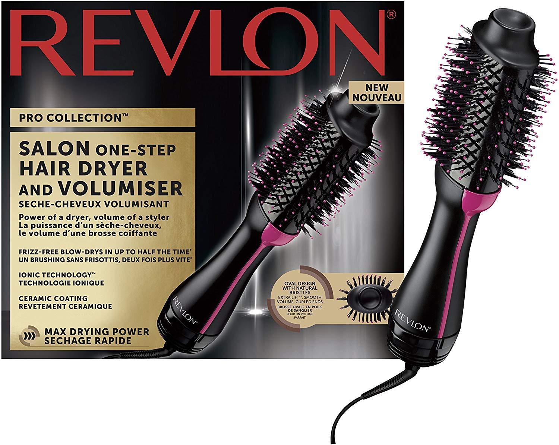 Revlon Pro Collection Salon One Step Hair Dryer and Volumiser - £25 instore @ Tesco Birmingham