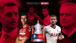 Tottenham Hotspur v Middlesbrough FA Cup - Tickets: £20 Adults@ Kids £10 (Plus transaction fees)
