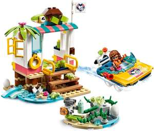 Lego 41376 - Friends Mission Boat Playset with Olivia Mini Doll £12 + £4.49 NP @ Amazon