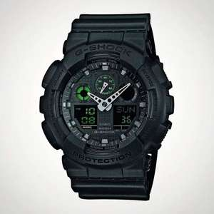 Casio G-Shock GA-100MB-1AER Watch £50.62 with Code Delivered @ Menkind