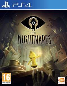 Little Nightmares (PS4) £3.99 @ Playstation Store