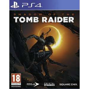 [PS4] Shadow Of The Tomb Raider - £11.95 delivered @ The Game Collection
