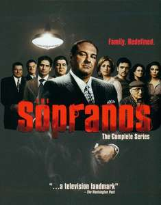 Sopranos complete blu ray boxset (Danish) £38.99 delivered @ coolshop