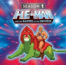iTunes: He-Man & The Masters of the Universe - Season 1 £9.99 - 65 Episodes. 15p each (season 2 same price)