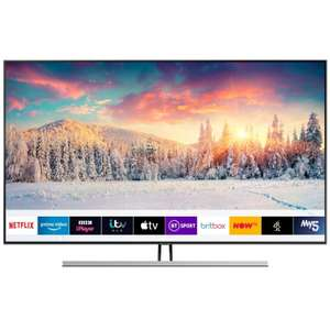 Samsung QE55Q85RA QLED 4K HDR 1500 Smart TV + Samsung HWQ60R sound bar Free 5year Guarantee - £1,028 @ Peter Tyson