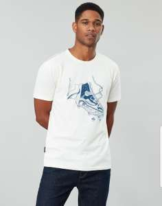 Joules - Men's Haynes Manual Graphic Top - Free Delivery - £7.15 (With Code) @ Joules