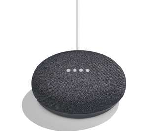 GOOGLE Home Mini - Charcoal 1st Gen - £19 + 6 Months Spotify Premium - Free Click & Collect @ Currys/PC World