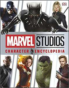 Marvel Studios Character Encyclopedia £6.49 + £2.99 NP @ Amazon