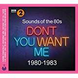 Sounds Of The 80s Dont You Want Me (1980-1983) CD - £2.99 - Amazon + £2.99 NP