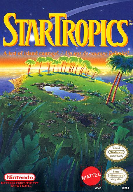 StarTropics (NES) Wii U - £3.49 - Nintendo eShop