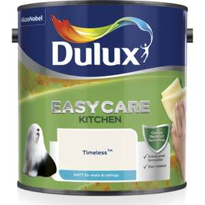 Dulux paint 3 for 2 at Homebase