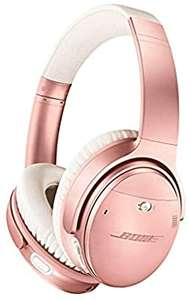 Bose QuietComfort 35 (Series II)Bluetooth Noise Cancelling Headphones - Rose Gold £203.99 delivered @ Amazon UK