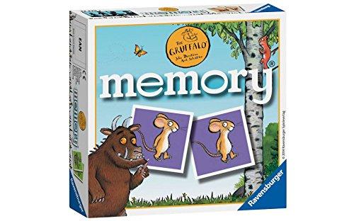 Ravensburger The Gruffalo Mini Memory Game £2.99 @ Amazon Prime (£3.49 non Prime)