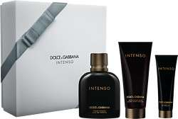 Dolce & Gabbana Pour Homme Intenso Eau de Parfum Spray 125ml Gift Set £33.00 (With Code) @ Escentual