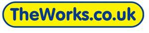 20% Off Selected Items at The Works with Code - No Minimum Spend