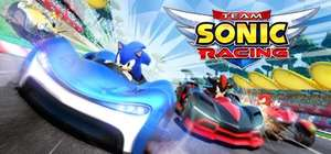 Team Sonic Racing (Steam) now £6.38 with code at 2Game